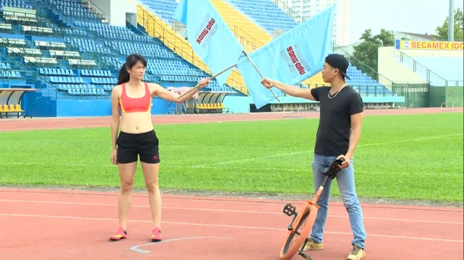 Viet Huong lien tuc that the truoc Tran Thanh o Song dau hinh anh 6