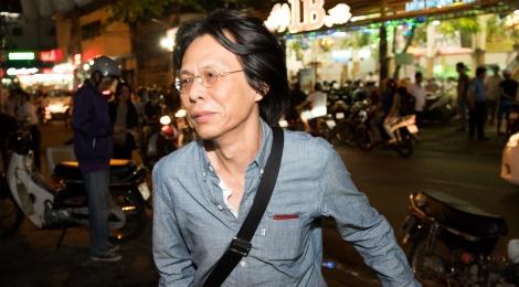 Con trai nhac si Nguyen Anh 9 tu My ve chiu tang cha hinh anh