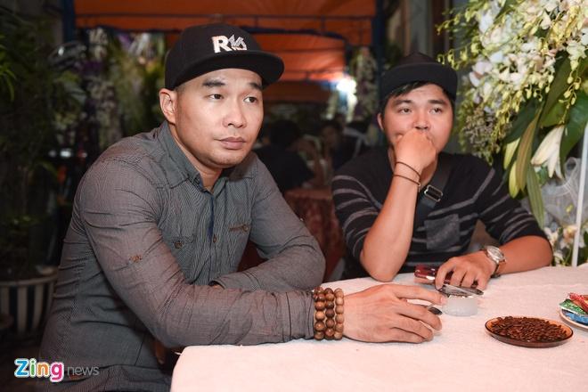 Quang Ha khoc khi hat nhac Nguyen Anh 9 anh 13