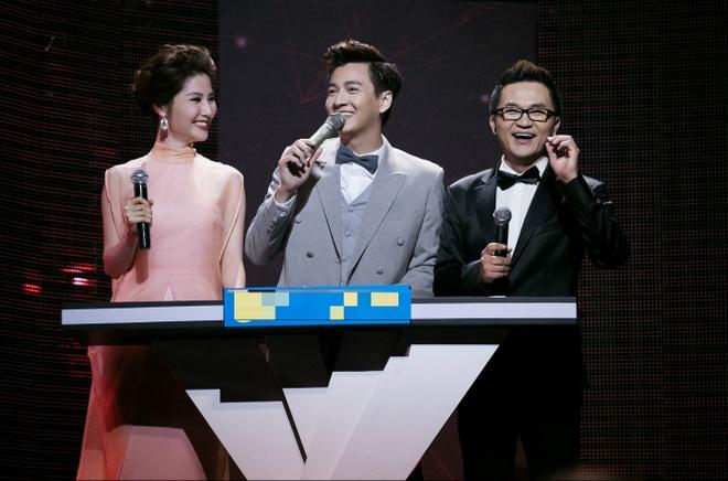 Ngo Kien Huy xin Tran Thanh bi quyet lam MC The Voice Kids hinh anh 1