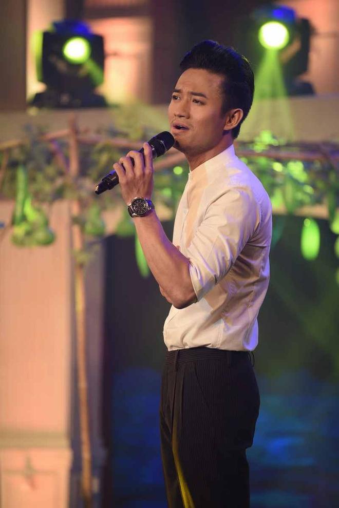 Bao Yen chung to dang cap voi nhac bolero hinh anh 9