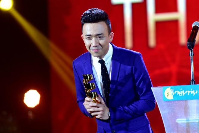 Nhung khoanh khac an tuong tai le trao giai HTV Awards hinh anh