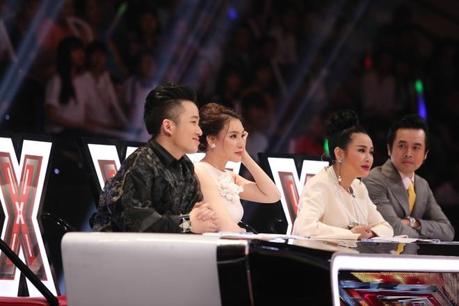 Yanbi ngoi xe lan di thi X-Factor hinh anh 14