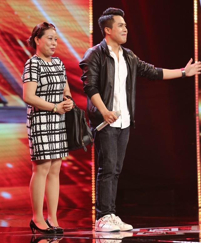 Yanbi ngoi xe lan di thi X-Factor hinh anh 5