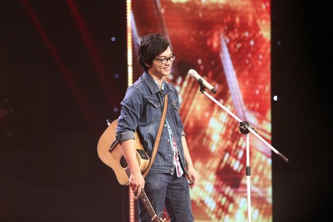 Yanbi ngoi xe lan di thi X-Factor hinh anh 10