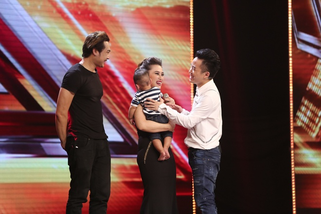 Yanbi ngoi xe lan di thi X-Factor hinh anh 11