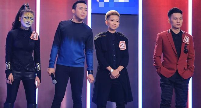 Tran Thanh - Hari Won bi choc que tren san khau Nguoi bi an hinh anh 6