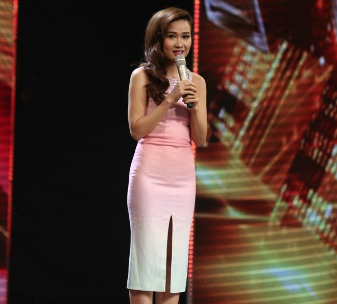 Yanbi ngoi xe lan di thi X-Factor hinh anh 9