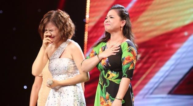 Nu sinh lop 11 lam nong X-Factor hinh anh