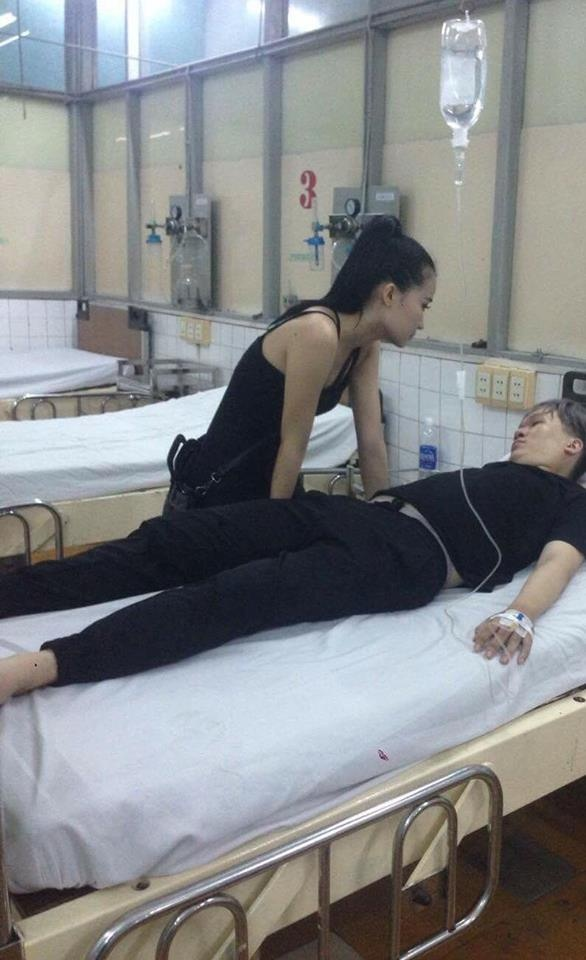Thi sinh X-Factor tuyet vong vi ap luc hay dien tro? hinh anh 3