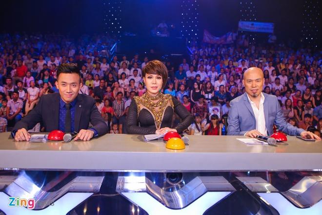 Hau truong chung ket Vietnam's Got Talent anh 7