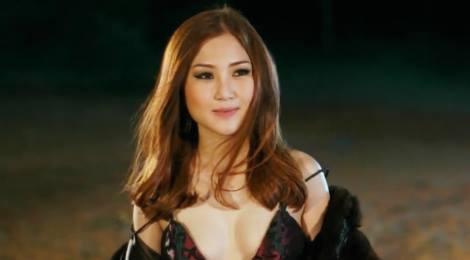 MV cua Huong Tram bi danh bai tren BXH Zing Mp3 hinh anh