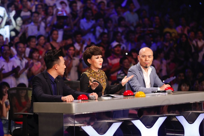 Giam khao Vietnam's Got Talent 'do ky' tai nang cua thi sinh hinh anh 12
