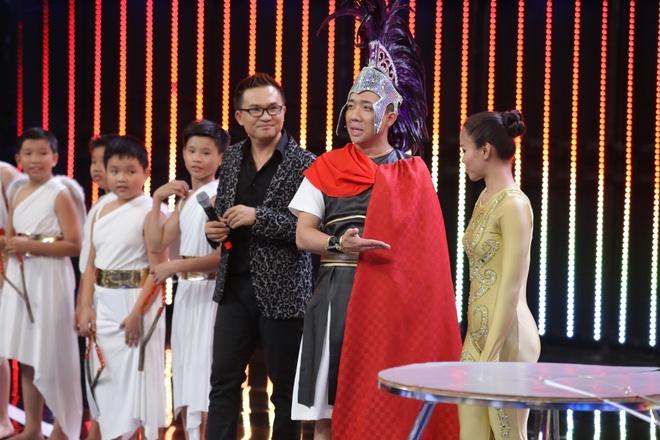Viet Huong che Tran Thanh e nen khong ai them cuoi hinh anh 11