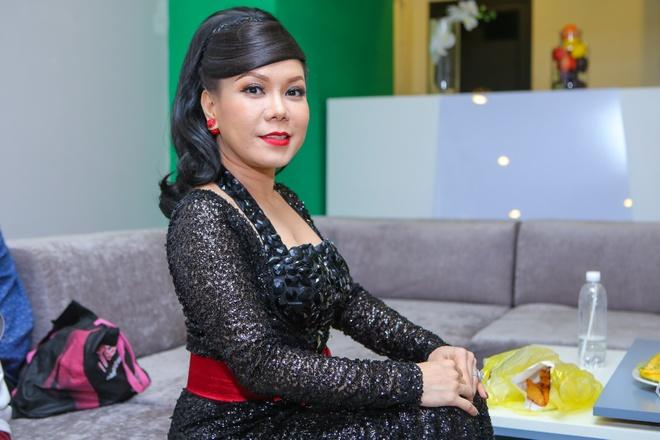 Viet Huong - Tran Thanh xin so dien thoai thi sinh tai nang hinh anh 6