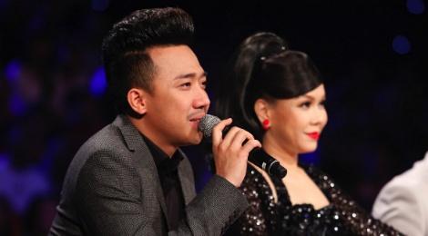 Tran Thanh lai khoc o chung ket Got Talent hinh anh