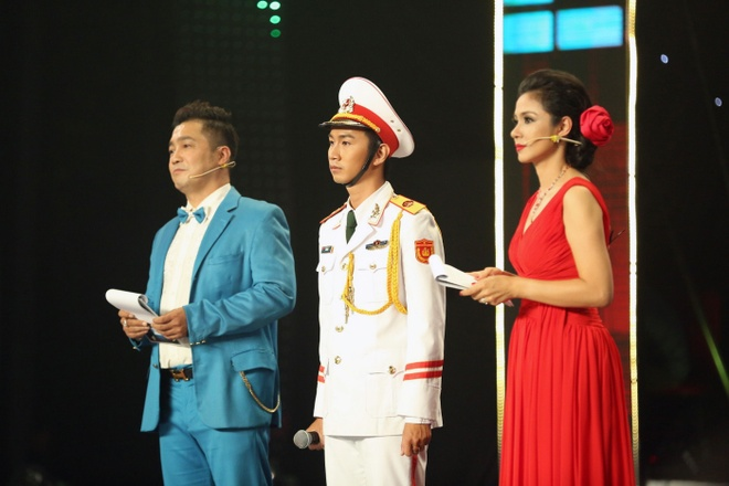 Giam khao Phuong Thanh tranh cai quyet liet voi Dong Dao hinh anh 8