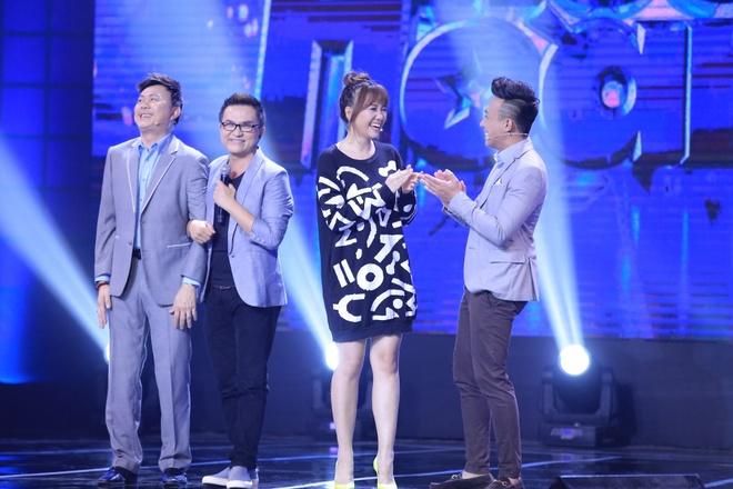Game show co Tran Thanh, Hari Won lam giam khao kem hap dan hinh anh 1