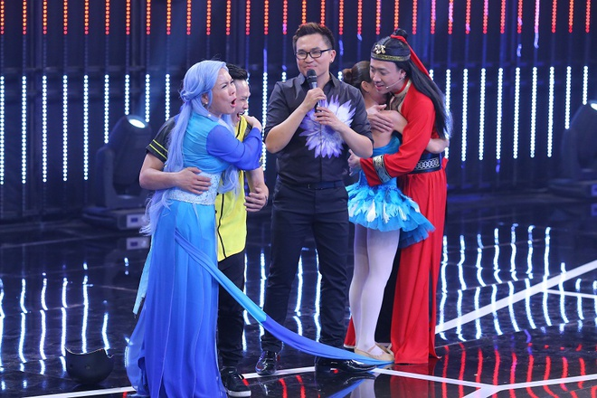 Tap 10 game show Song dau anh 6