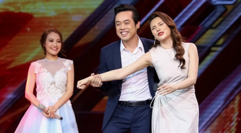 Ho Quynh Huong bi Tung Duong 'dim hang' tren ghe nong hinh anh