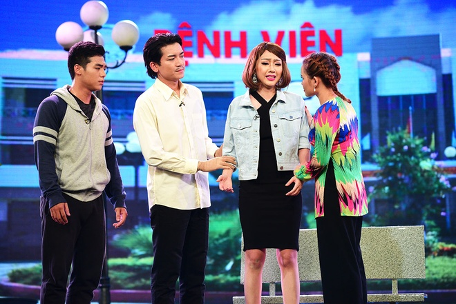 Hoc tro Hoai Linh thang 100 trieu dong du bi Tran Thanh che hinh anh 4