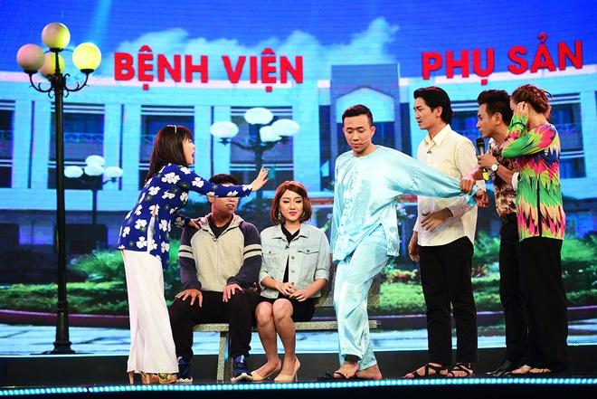 Hoc tro Hoai Linh thang 100 trieu dong du bi Tran Thanh che hinh anh 6