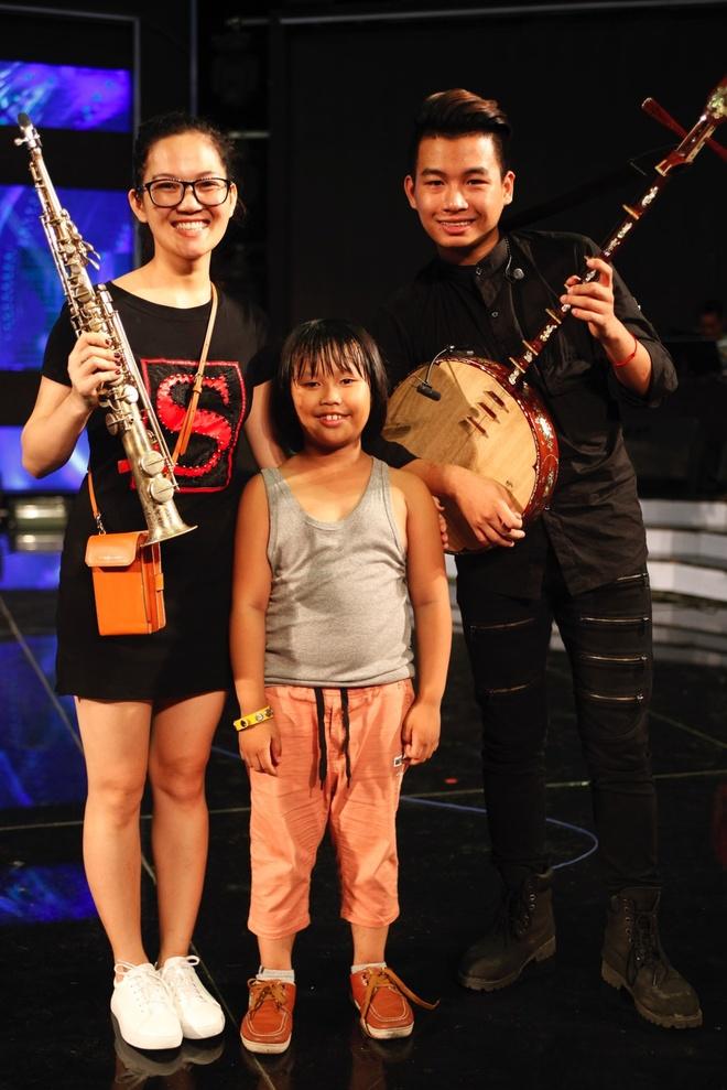 Than dong danh trong 9 tuoi dang quang Vietnam's Got Talent hinh anh 1