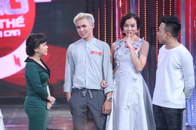 Hoa khoi Nam Em dung 'my nhan ke' van thua Le Quyen hinh anh 2