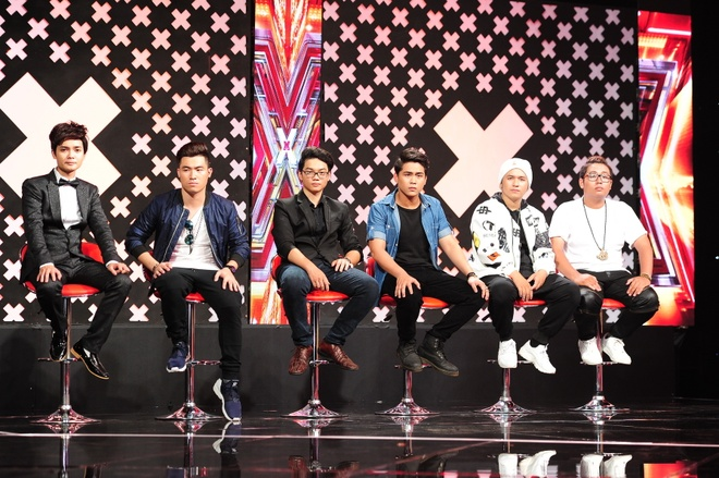 Tranh tai don nam X Factor nhat nhoa, kem hap dan hinh anh 4