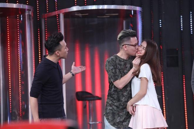 Ngoc Thao va ban trai rapper cong khai tinh cam hinh anh 3