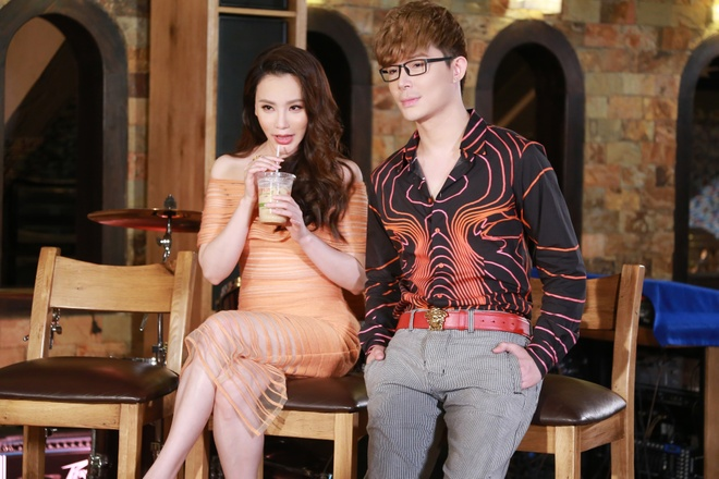 Ho Quynh Huong quyet 'phuc thu' o X-Factor hinh anh 7