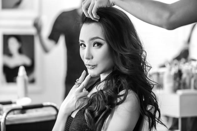 Ho Quynh Huong quyet 'phuc thu' o X-Factor hinh anh 1