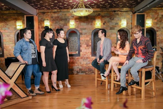 Ho Quynh Huong quyet 'phuc thu' o X-Factor hinh anh 6