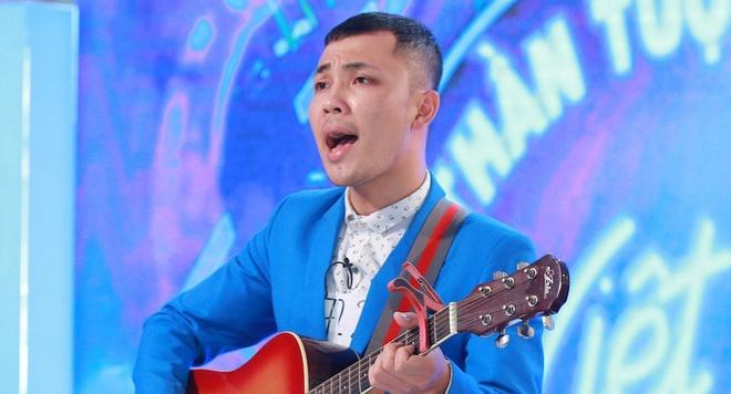 Thi sinh gia giong Lam Truong, Khanh Phuong va Duy Manh hinh anh