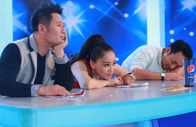 Giam khao Vietnam Idol chat vat 'dai cat tim vang' hinh anh 1