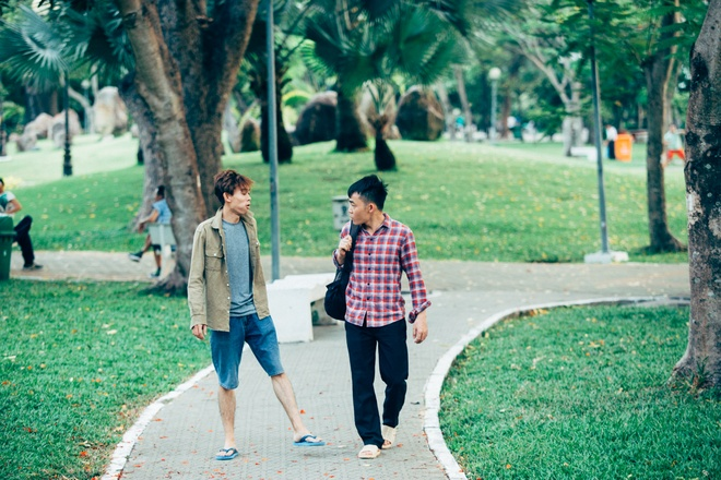 Chang trai ban keo keo ra phim ngan sau X-Factor hinh anh 4