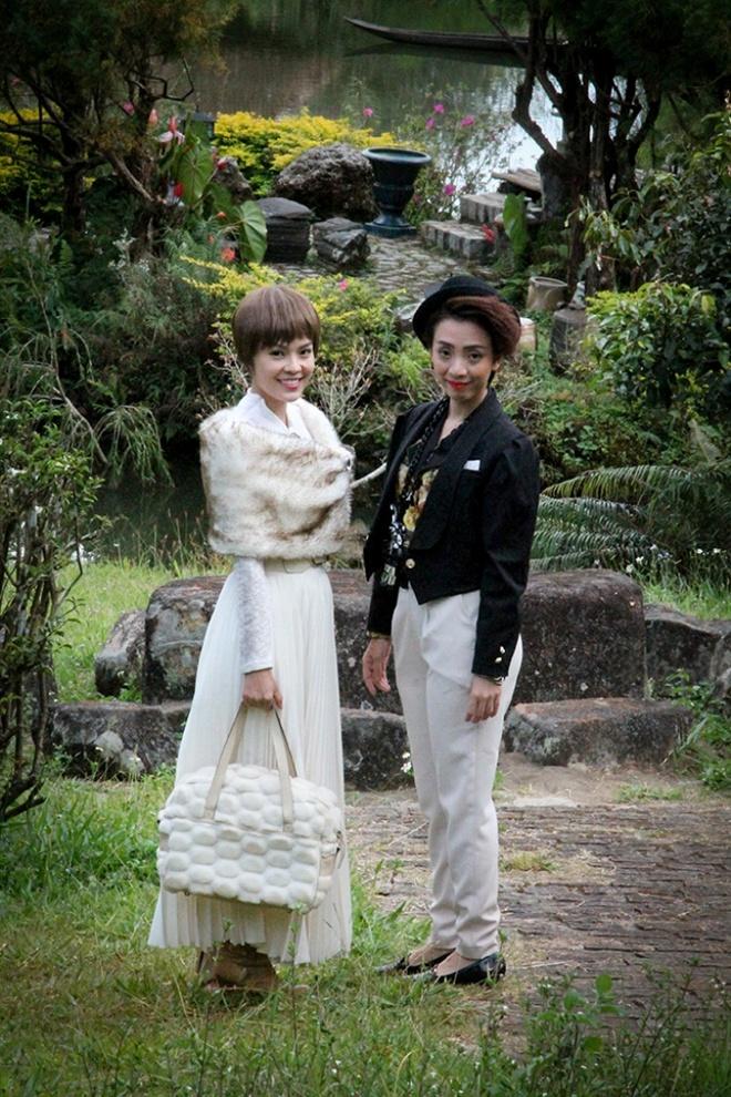 Thu Trang ke chuyen bi nhat ma khi quay phim o Da Lat hinh anh 3