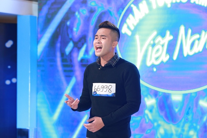 Co gai Philippines gay an tuong o Vietnam Idol hinh anh 8