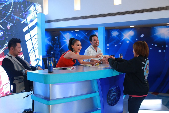 Co gai Philippines gay an tuong o Vietnam Idol hinh anh 5