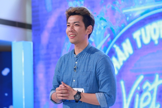 Co gai Philippines gay an tuong o Vietnam Idol hinh anh 10