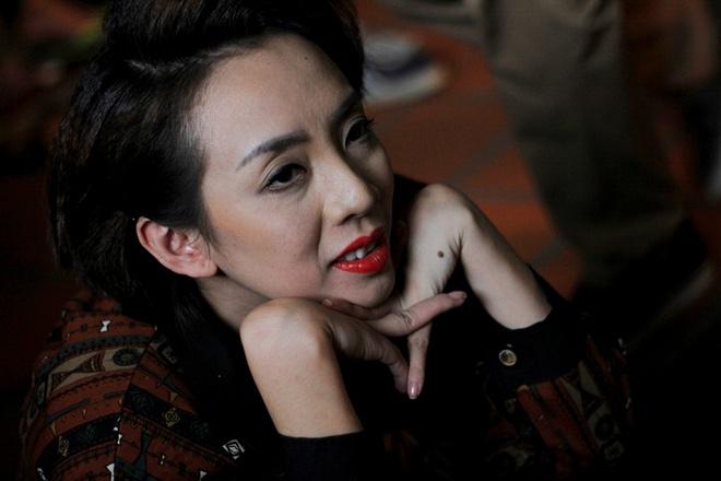 Thu Trang ke chuyen bi nhat ma khi quay phim o Da Lat hinh anh 1