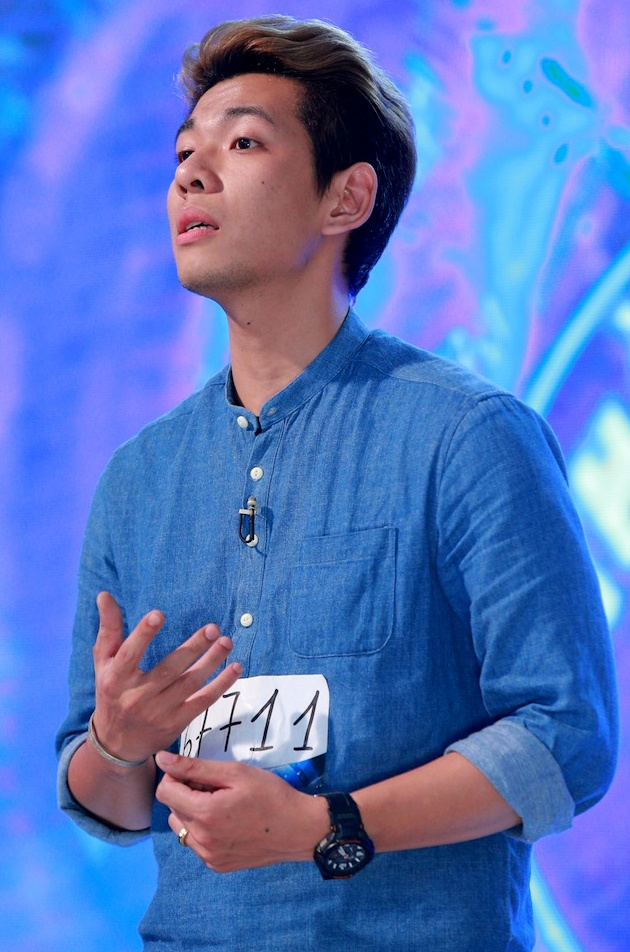 Co gai Philippines gay an tuong o Vietnam Idol hinh anh 11
