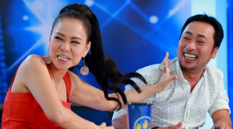 Giam khao Vietnam Idol chat vat 'dai cat tim vang' hinh anh