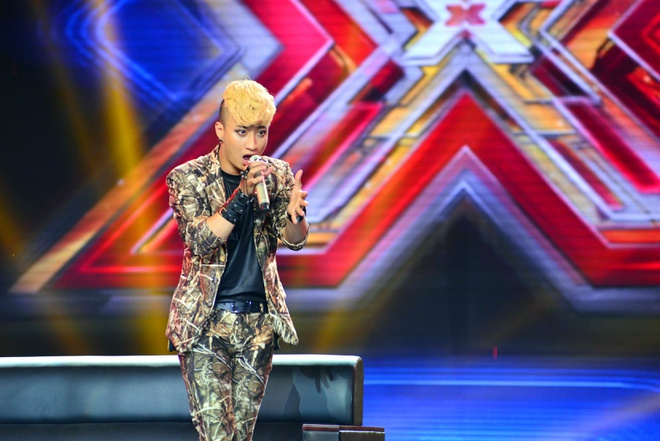 Nu sinh Minh Nhu, Truong Kieu Diem toa sang o X Factor hinh anh 11