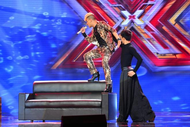 Nu sinh Minh Nhu, Truong Kieu Diem toa sang o X Factor hinh anh 10