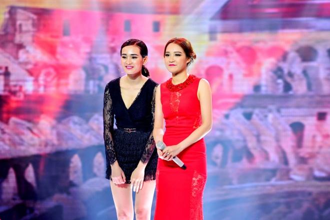 Nu sinh Minh Nhu, Truong Kieu Diem toa sang o X Factor hinh anh 8