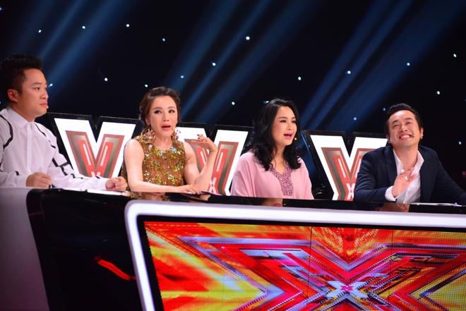 Nu sinh Minh Nhu, Truong Kieu Diem toa sang o X Factor hinh anh 3