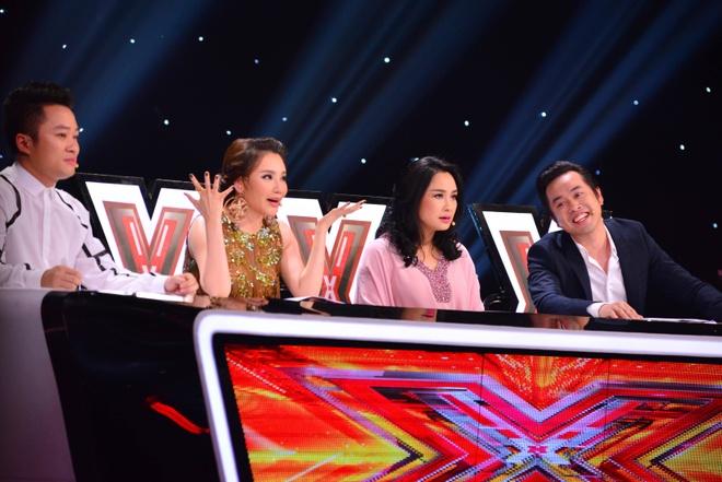 Nu sinh Minh Nhu, Truong Kieu Diem toa sang o X Factor hinh anh 7
