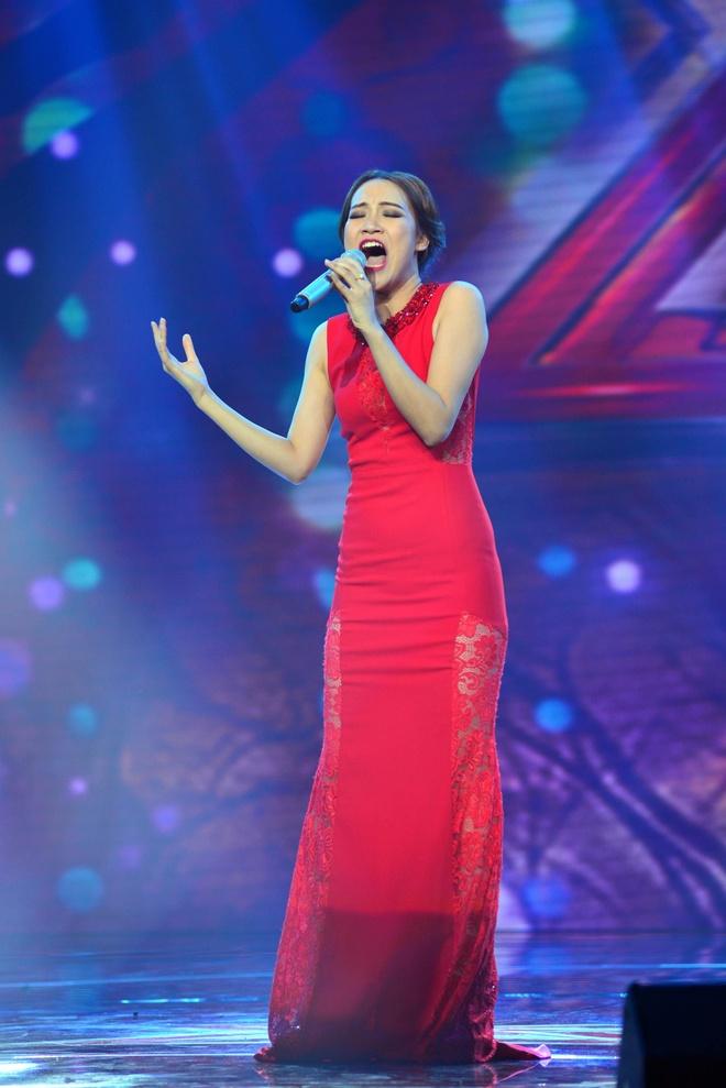 Nu sinh Minh Nhu, Truong Kieu Diem toa sang o X Factor hinh anh 6