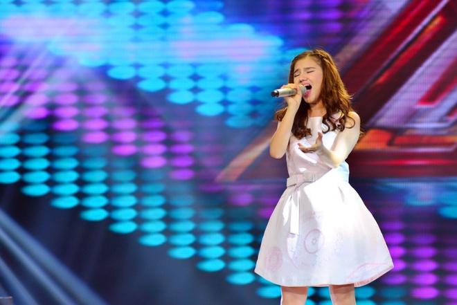 Nu sinh Minh Nhu, Truong Kieu Diem toa sang o X Factor hinh anh 2